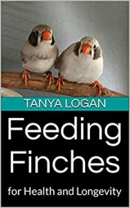 photo of Feeding Finches book