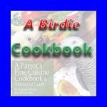 cookbook for birds